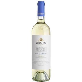 Zonin Pinot Grigio DOC Weißwein 2018 0,75 ltr