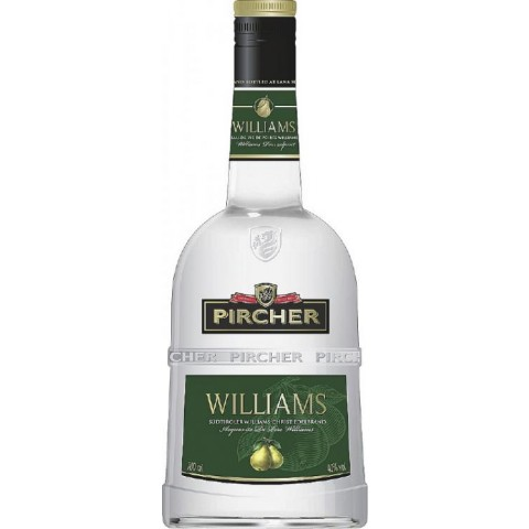 Pircher Williams Schnaps
