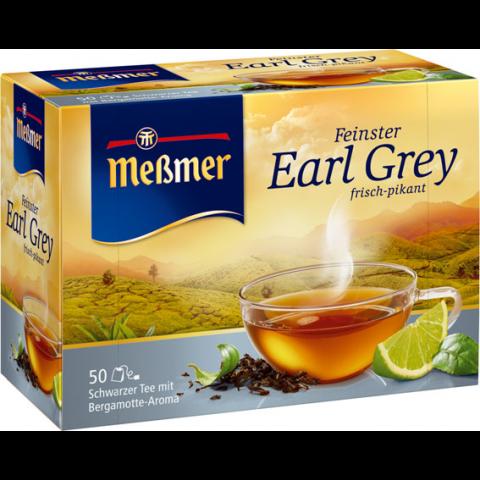 Meßmer Tee Earl Grey 50x 1,75 g