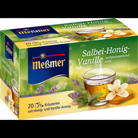 Meßmer Tee Salbei-Honig-Vanille