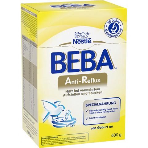 BEBA Anti-Reflux Spezialnahrung von Geburt an 0,6 kg