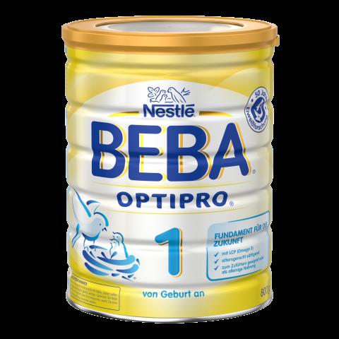 BEBA OPTIPRO 1 von Geburt an