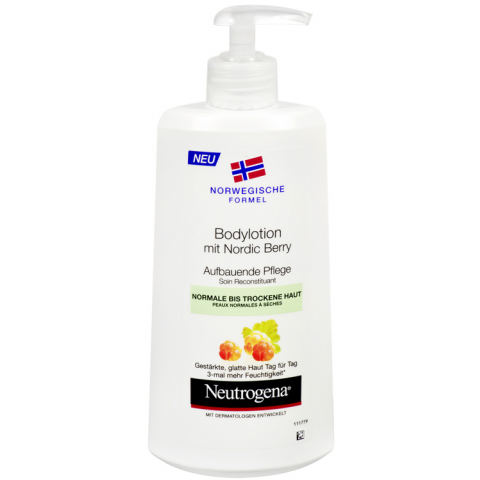 Neutrogena Bodylotion mit Nordic Berry
