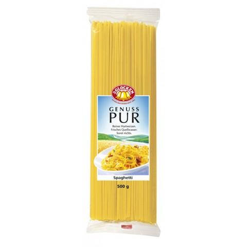 3 Glocken Genuss Pur Nudeln Spaghetti 500 g