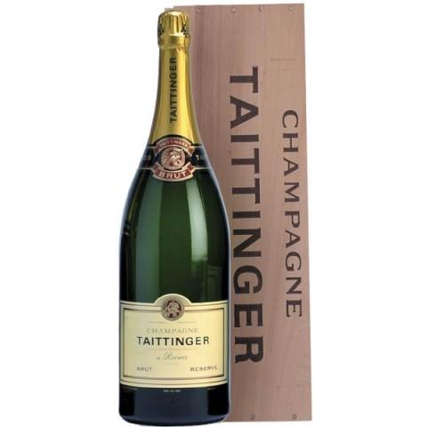 Taittinger Champagner Brut Reserve Jeroboam Flasche 3 Liter