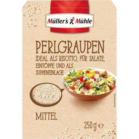 Müller's Mühle Perlgraupen 250 g