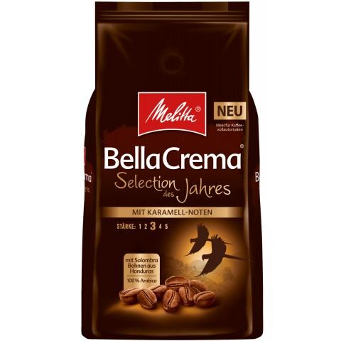 Melitta BellaCrema Selection des Jahres mit Solombra Bohnen