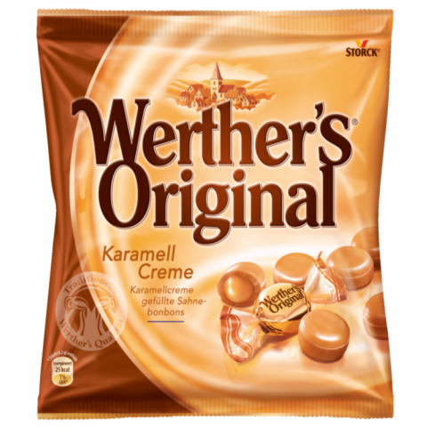 Werther's Original Karamell Creme 225 g
