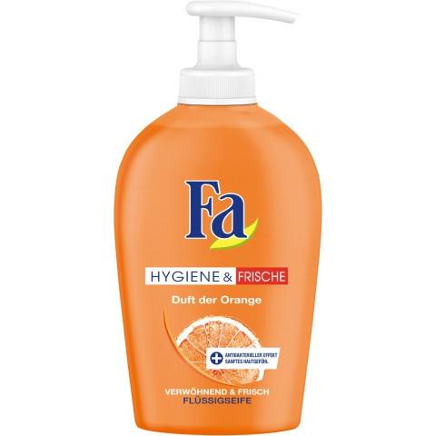 Fa Flüssigseife Hygiene & Frische Duft der Orange