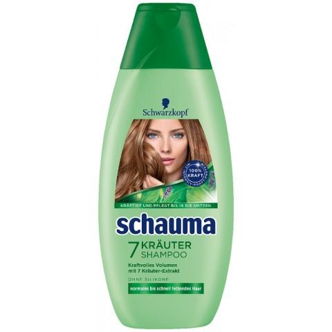 Schauma Shampoo 7 Kräuter