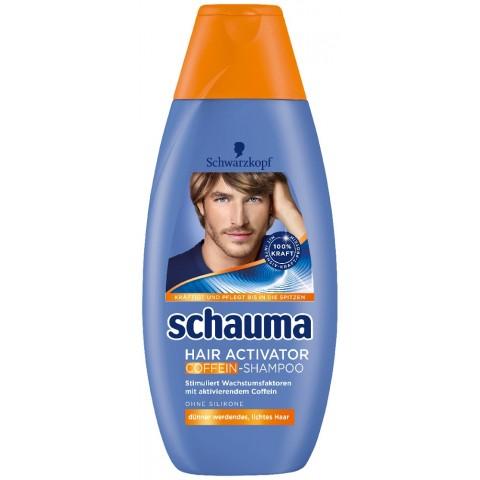 Schauma Shampoo Hair Activator Coffein-Shampoo