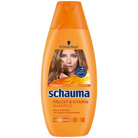 Schauma Shampoo Frucht & Vitamin