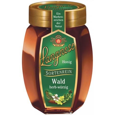 Langnese Waldhonig herb-würzig