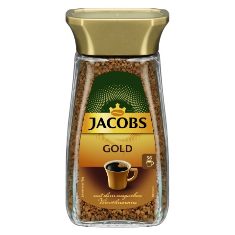 Jacobs Gold Instantkaffee 200 g