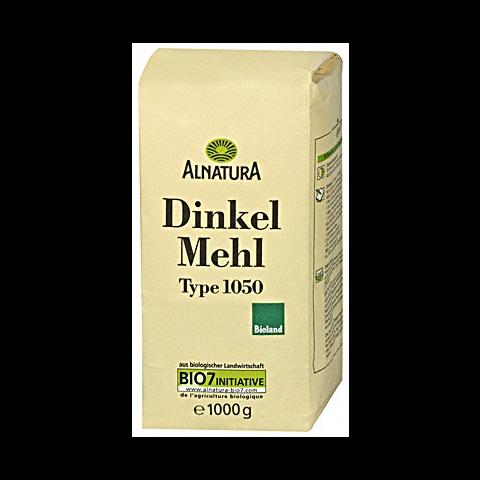 Alnatura Bio Dinkelmehl Typ 1050