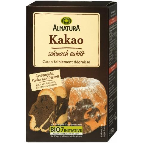 Alnatura Bio Kakao schwach entölt 125G