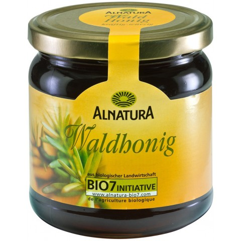 Alnatura Bio Waldhonig groß