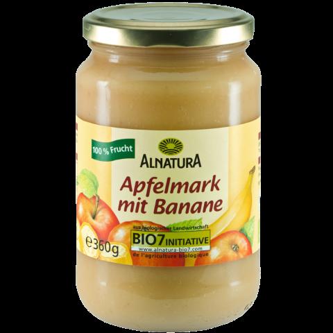 Alnatura Bio Apfelmark mit Banane