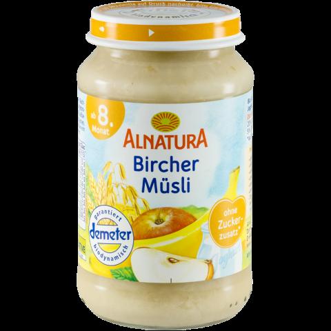 Alnatura Bio Bircher Müsli, ab dem 8. Monat