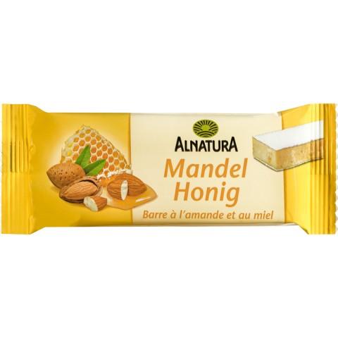 Alnatura Bio Mandel Honig Riegel 40 g