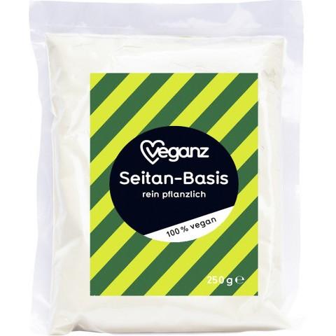 Veganz Seitan-Basis rein pflanzlich vegan