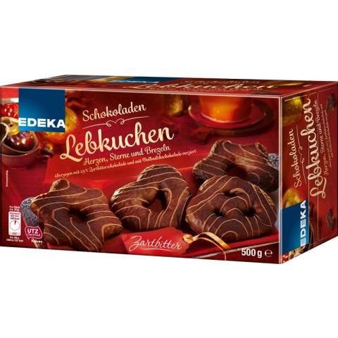 EDEKA Schokoladen Lebkuchen-Mix Zartbitter 500 g