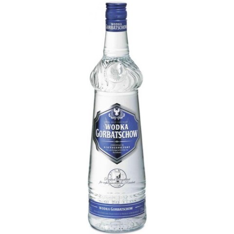 Gorbatschow Wodka Blue Label 0,7 ltr