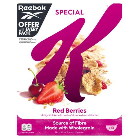 Kelloggs Special K Red Berries Cerealien 300G
