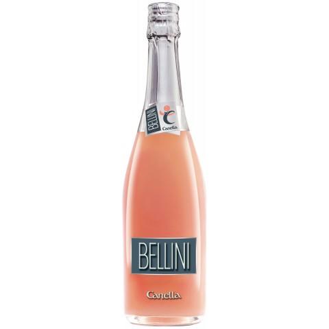 Bellini di Canella Prosecco mit weißem Pfirsich 0,75 ltr