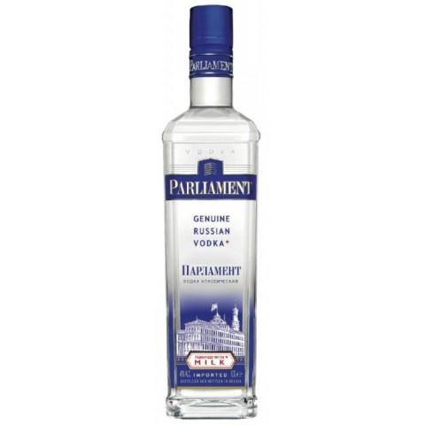 Parliament Premium Vodka - Milch gereinigt