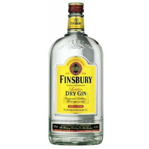 Finsbury Distilled London Dry Gin