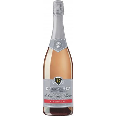 Durbacher Edelmann Rosé Alkoholfrei 0,75 ltr