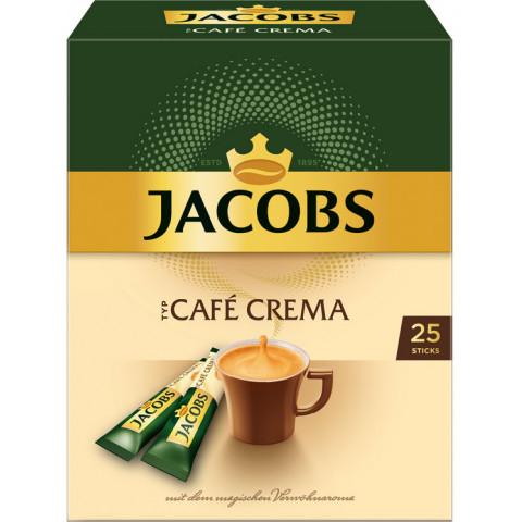 Jacobs Typ Café Crema Sticks 25x 1,8 g