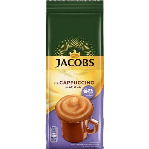 Jacobs Momente Choco Cappuccino Nachfüllbeutel 500 g