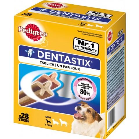 Pedigree Dentastix für kleine Hunde Multipack 4x 7 Stück