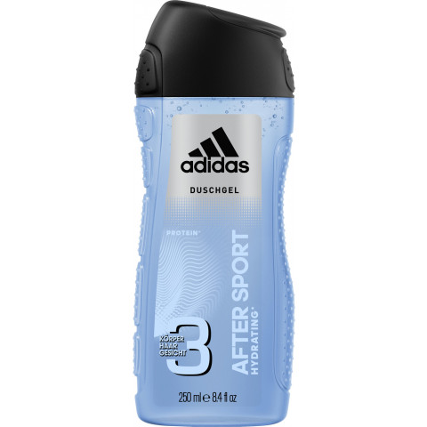 adidas Duschgel 3in1 After Sport 250ML