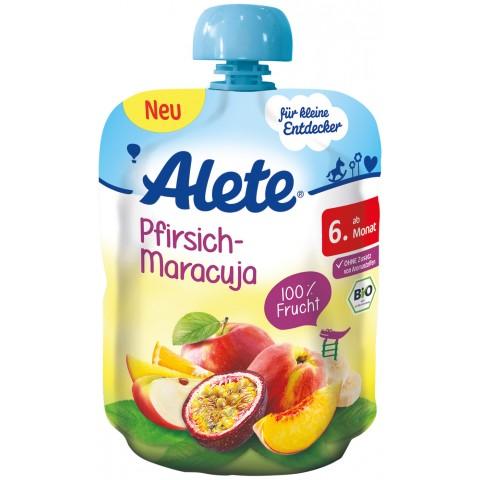 Alete Pfirsich-Maracuja ab dem 6. Monat