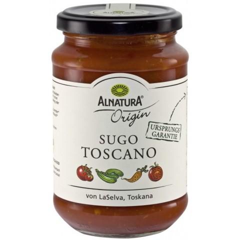 Alnatura Origin Bio Tomatensauce Sugo Toscano 325 ml