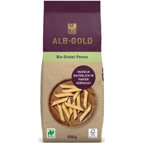 Albgold Bio Dinkel Penne 500 g