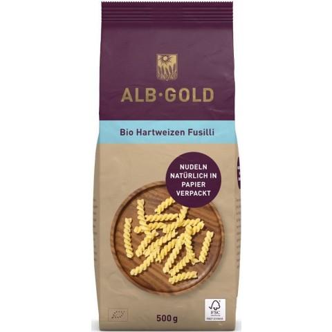 Albgold Bio Hartweizen Fusilli 500 g