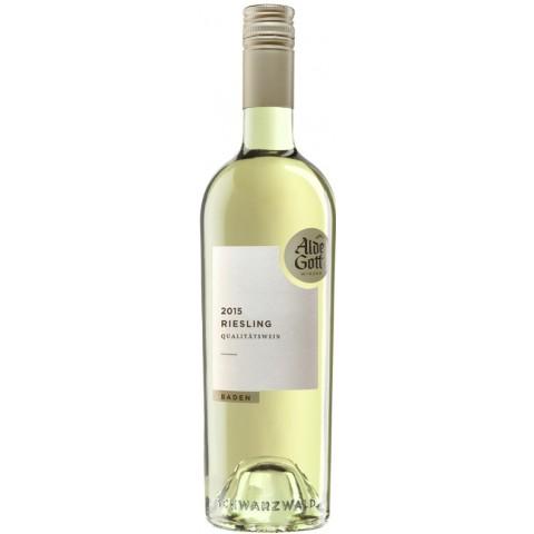 Alde Gott Riesling Qualitätswein 2016