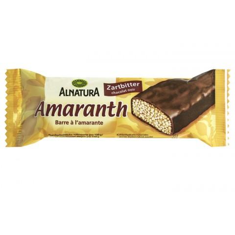 Alnatura Bio Amaranth Zartbitter Riegel