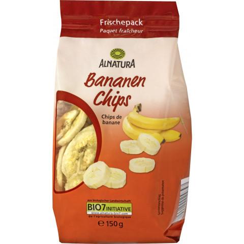 Alnatura Bio Bananen Chips 150 g