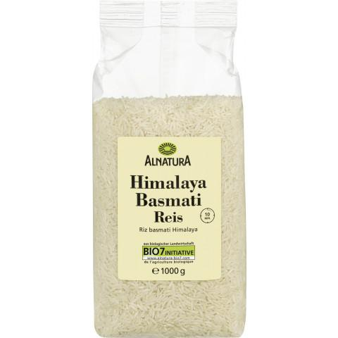 Alnatura Bio Himalaya Basmati Reis 1 kg