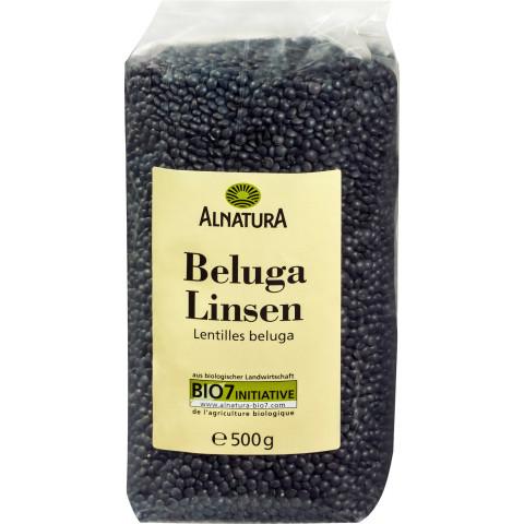 Alnatura Bio Beluga Linsen 500G