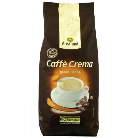 Alnatura Bio Caffè Crema ganze Bohne