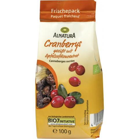 Alnatura Bio Cranberrys 100G