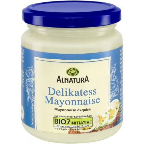 Alnatura Bio Delikatess Mayonnaise 250ML