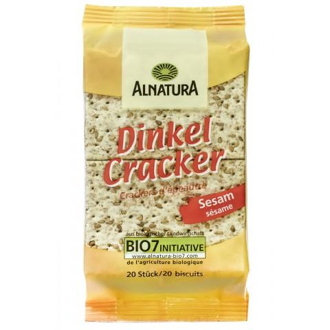 Alnatura Bio Dinkel Cracker Sesam