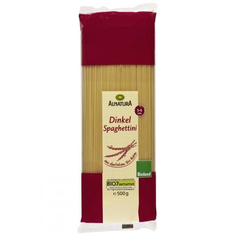 Alnatura Bio Dinkel Spaghettini 500G